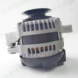 Construction Machinery Excavator W04D Alternator 12V 100A Repair Parts