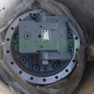 PC200-7 Final Drive Assy For Construction Machinery Excavator