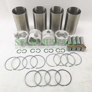 Piston Liner Kit 1DZ2 Repair Overhaul Construction Machinery Excavator Engine Parts