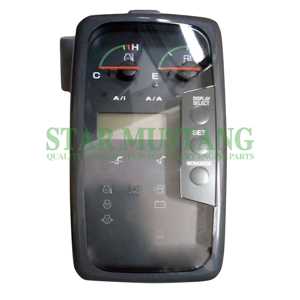 Construction Machinery Excavator ZAX200-1 Monitor Electronic Repair Parts
