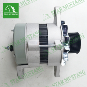 Construction Machinery Excavator 6D114 PC360-7 Alternator 24V 40A Repair Parts