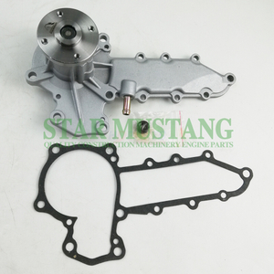 Construction Machinery Excavator V2403-4 Water Pump Engine Repair Parts