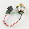 Construction Machinery Excavator 4TNE84 Shut Off Solenoid Engine Repair Parts 1503ES-12S5SUC5S