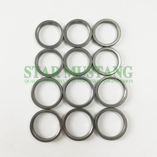 6M60 Valve Seat Exhaust Intake Construction Machinery Excavator Engine Repair Parts
