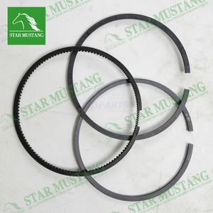 Construction Machinery YC4D130-33 Piston Ring Sets Overhaul Repair Kit Diesel Engine Spare Parts