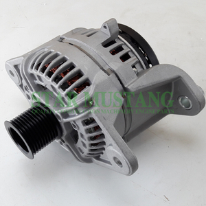 Construction Machinery Diesel Engine Spare Parts Excavator Alternator EC210 EC240 28V 80A