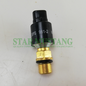 Construction Machinery Diesel Engine Spare Parts Excavator Pressure Switch R210-7