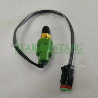 Construction Machinery Diesel Engine Spare Parts Excavator Pressure Switch E312 E320B E320C 106-0179X03