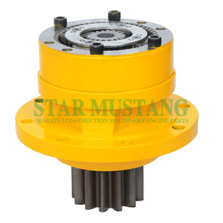 Swing Motor Excavatoer Parts Swing Gearbox R55 For Construction Machinery Swing Reduction Gearbox
