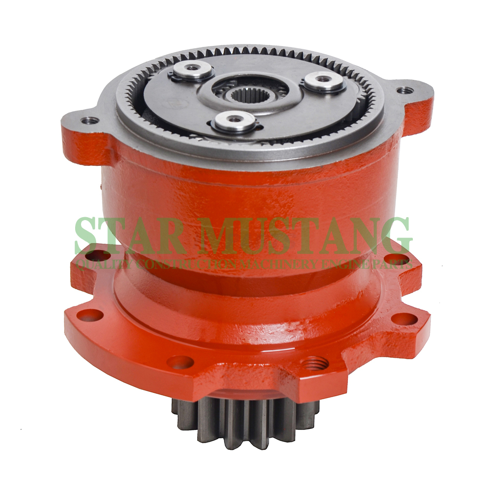 Swing Motor Excavatoer Parts Swing Gearbox SHANHE70 For Construction Machinery Swing Reduction Gearbox