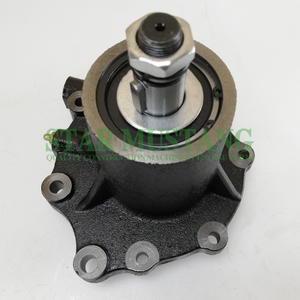Construction Machinery Excavator H07CT Water Pump Engine Repair Parts