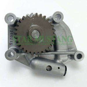 Construction Machinery Excavator 4TNE106 Oil Pump Engine Repair Parts 123900-32001