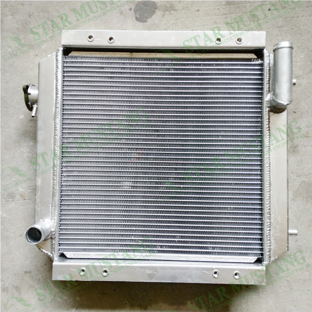 Water Radiator 3D95 PC50U For Construction Machinery Engine Excavator Spare Parts