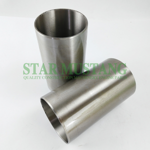 Construction Machinery Excavator K25 Cylinder Liner Engine Repair Parts