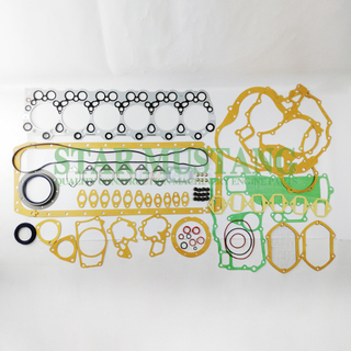Construction Machinery Excavator 6D34 Full Gasket Kit Diesel Engine Overhaul Repair Parts