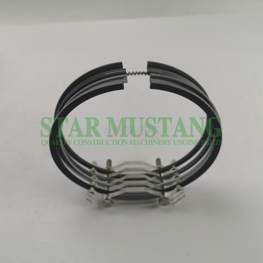 Excavator Diesel Engine Spare Parts Piston Ring K13C