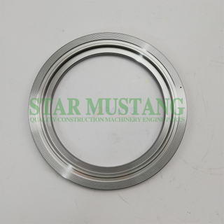 Construction Machinery Excavator Spare Parts Crankshaft Rear Slinger Oil Seal Kit 6D22