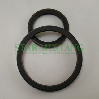 Construction Machinery Excavator Engine Spare Parts Crankshaft Oil Seal Kit BF4M1013