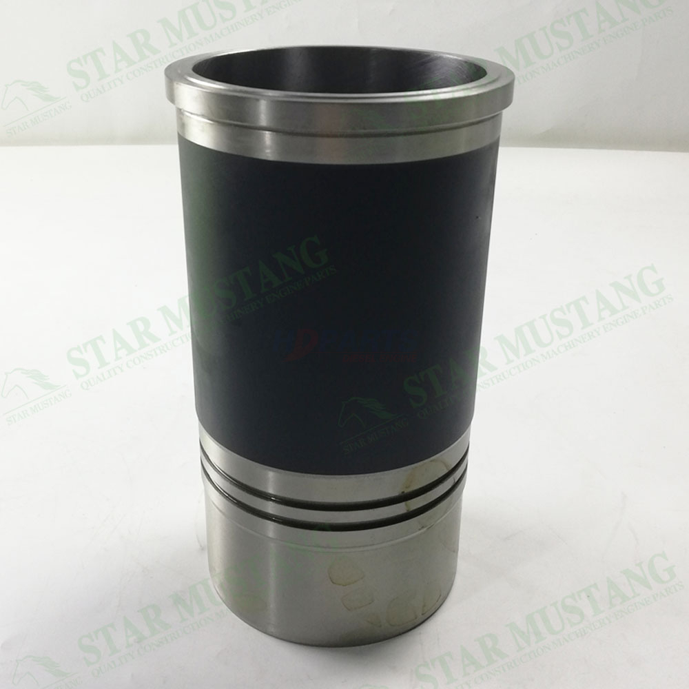 Construction Machinery Excavator D7D Cylinder Liner Height 227mm Engine Repair Parts