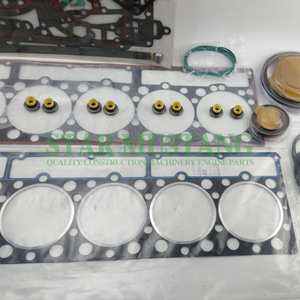Construction Machinery Engine Parts Full Gasket Kit C6121ZG19B