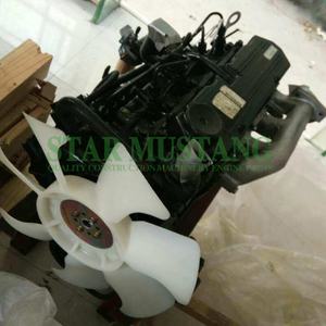 Construction Machinery Excavator S4L Diesel Engine Assembly Repair Parts