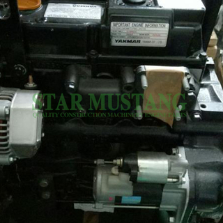 Construction Machinery Excavator 3TNV76 Diesel Engine Assembly Repair Parts