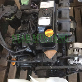 Construction Machinery Excavator 3TNV88 Diesel Engine Assembly Repair Parts