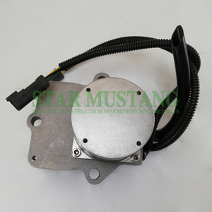 Construction Machinery Excavator PC200-8 Throttle Motor Electronic Repair Parts 7834-41-3003