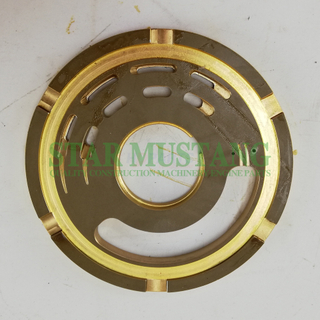 AP2D18 Hydraulic Valve Plate For Construction Machinery Excavator