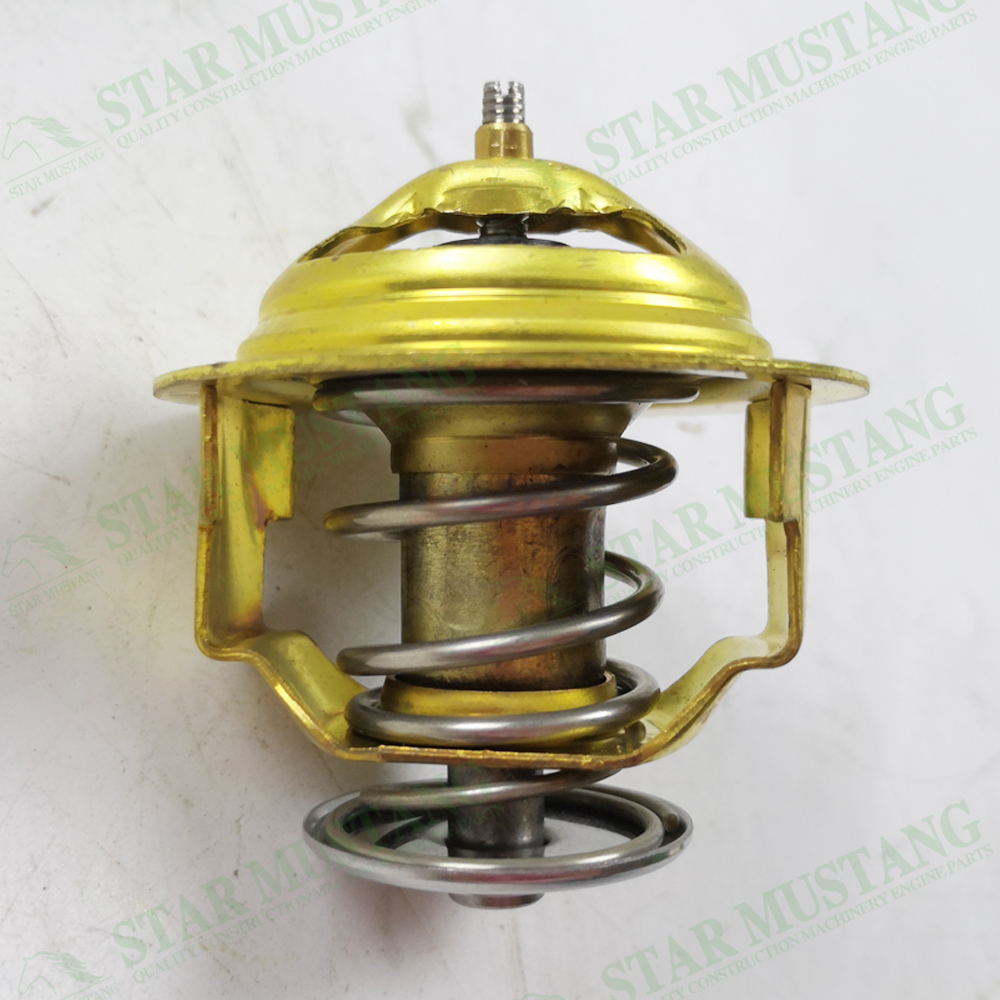 Construction Machinery Excavator Engine Spare Parts S4Q2 Thermostat 32A46-12100 Original