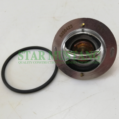 Construction Machinery Excavator 6D107 PC200-8 QSB6.7 Thermostat Engine Repair Parts
