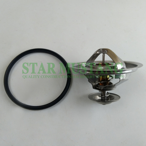 Construction Machinery Excavator DB58-5 DB58-7 Thermostat Engine Repair Parts