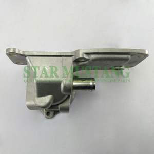 Construction Machinery Excavator 4BD1 Thermostat Seat Engine Repair Parts