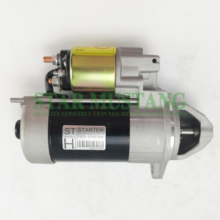 Construction Machinery Excavator F3L2011 Starter Motor Engine Repair Parts 1182382