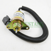 Construction Machinery Excavator HD-4361 Shut Off Solenoid 12V Engine Repair Parts