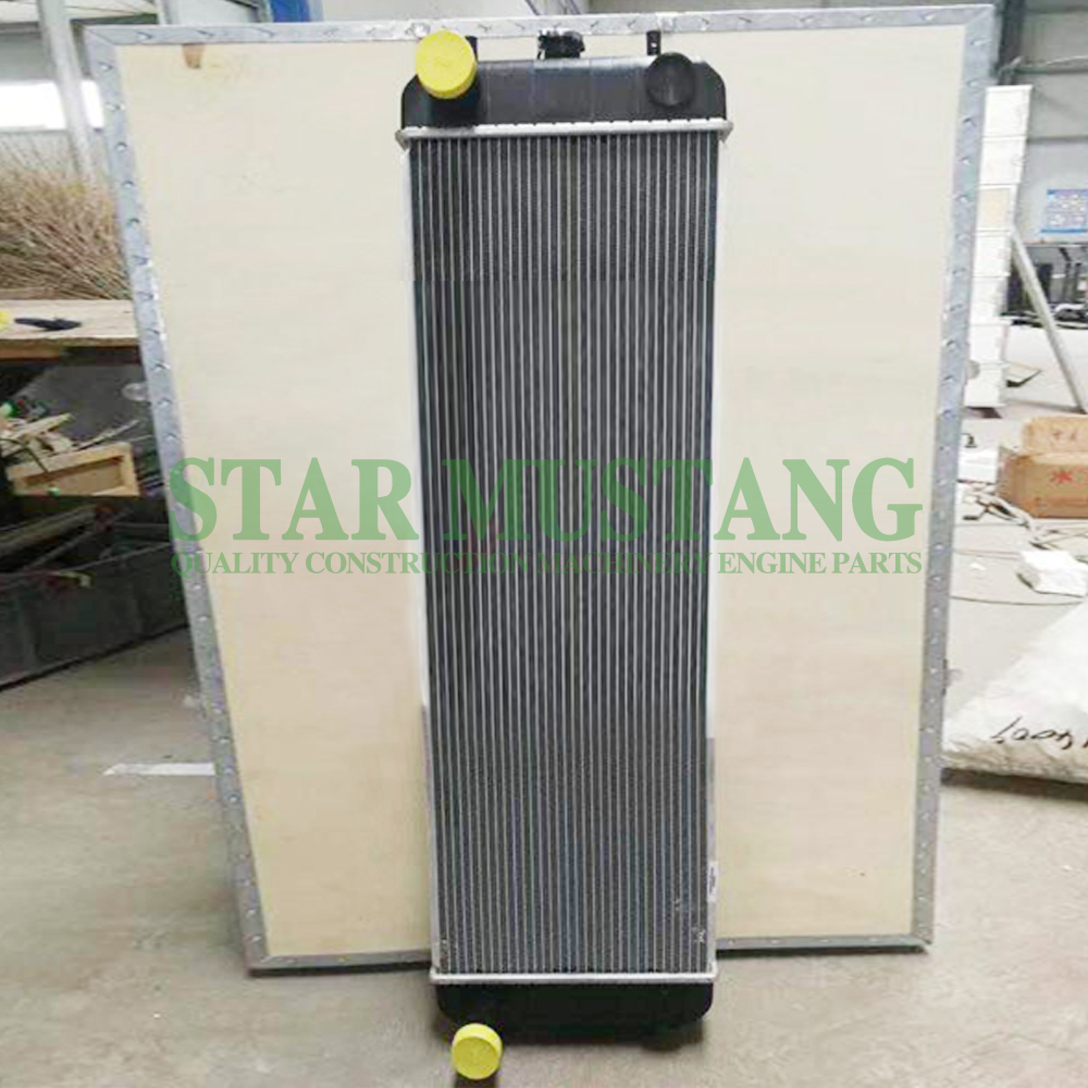 Construction Machinery Excavator ZX200-3 Water Radiator A Level Engine Repair Parts 4650352