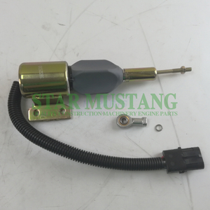 Construction Machinery Diesel Engine Spare Parts Excavator Stop Switch R220-5 3932530 24V