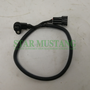 Construction Machinery Diesel Engine Spare Parts Excavator Revolution Sensor 4HK1