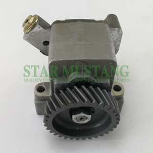 Construction Machinery Excavator D2366 Oil Pump 70mm Height Engine Repair Parts