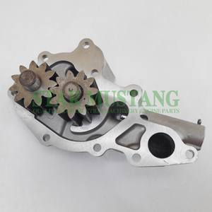Construction Machinery Excavator J08C TBK Oil Pump Engine Repair Parts