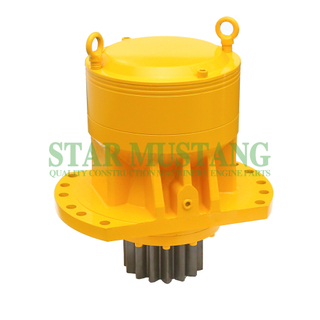 Swing Motor Excavatoer Parts Swing Gearbox PC200-6 For Construction Machinery Swing Reduction Gearbox