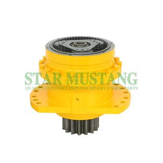 Swing Motor Excavatoer Parts Swing Gearbox PC200-7 Short For Construction Machinery Swing Reduction Gearbox