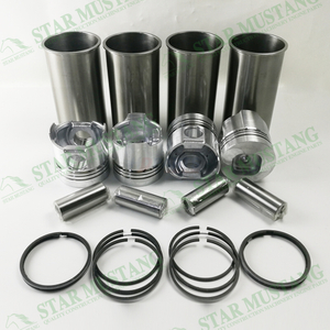 Construction Machinery Excavator 4100 Cylinder Piston Liner Kit Engine Repair Parts