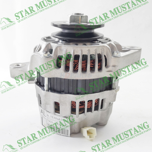 Construction Machinery Excavator S4L2 S4S E303 V3800 Alternator 12V 50A Repair Parts 31A68-00402