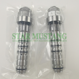 Construction Machinery Excavator PC200-7 LS Valve Hydraulic Repair Parts