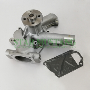 Construction Machinery Excavator 4D106 Water Pump Special Type Engine Repair Parts 123900-42100