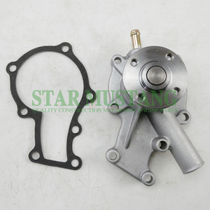 Construction Machinery Excavator D722 Water Pump Engine Repair Parts