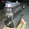Construction Machinery Excavator 6BG1T Cylinder Block With Head And Oil Pan Assembly Engine Repair Parts