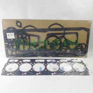 Construction Machinery Excavator YC6108G Full Gasket Kit Diesel Engine Overhaul Repair Parts