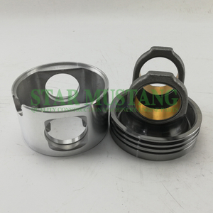 Construction Machinery Excavator C9 Piston With Pin Engine Repair Parts 324-7380 265-1401